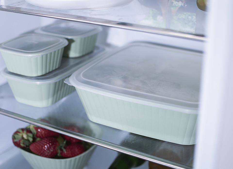 conservare il cibo per ridurre lo spreco alimentare